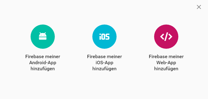 firebase_new_app_plattform