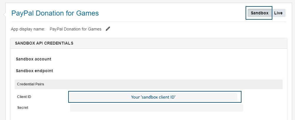 ppdev_sandbox_client_id