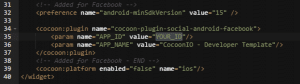 CocoonFB_config