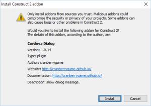 onExit_Cordova_Dialog_install