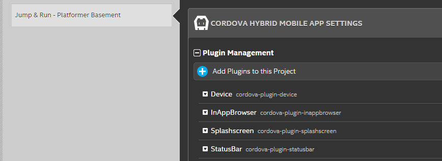 xdk_plugin_section