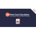 3D Print Cost Calculator 2.0